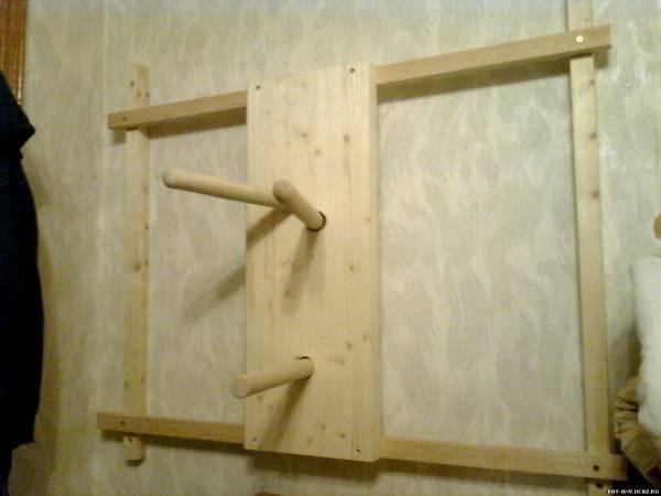 Сделай сам своими руками деревянного манекена 33